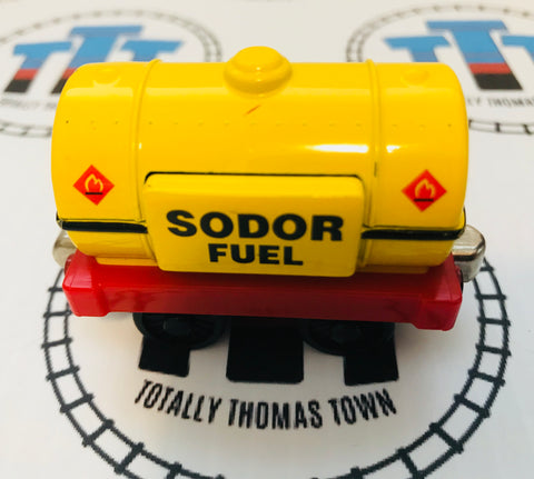 Sodor Fuel Tanker (2003) Good Condition Used - Take N Play - Totally Thomas Town