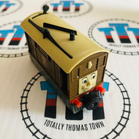 Toby (1992 Chip in the roof) Fair Condition BANDAI - Used