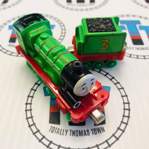 Henry & Tender Talking (2012) Fair Condition Used - Take N Play