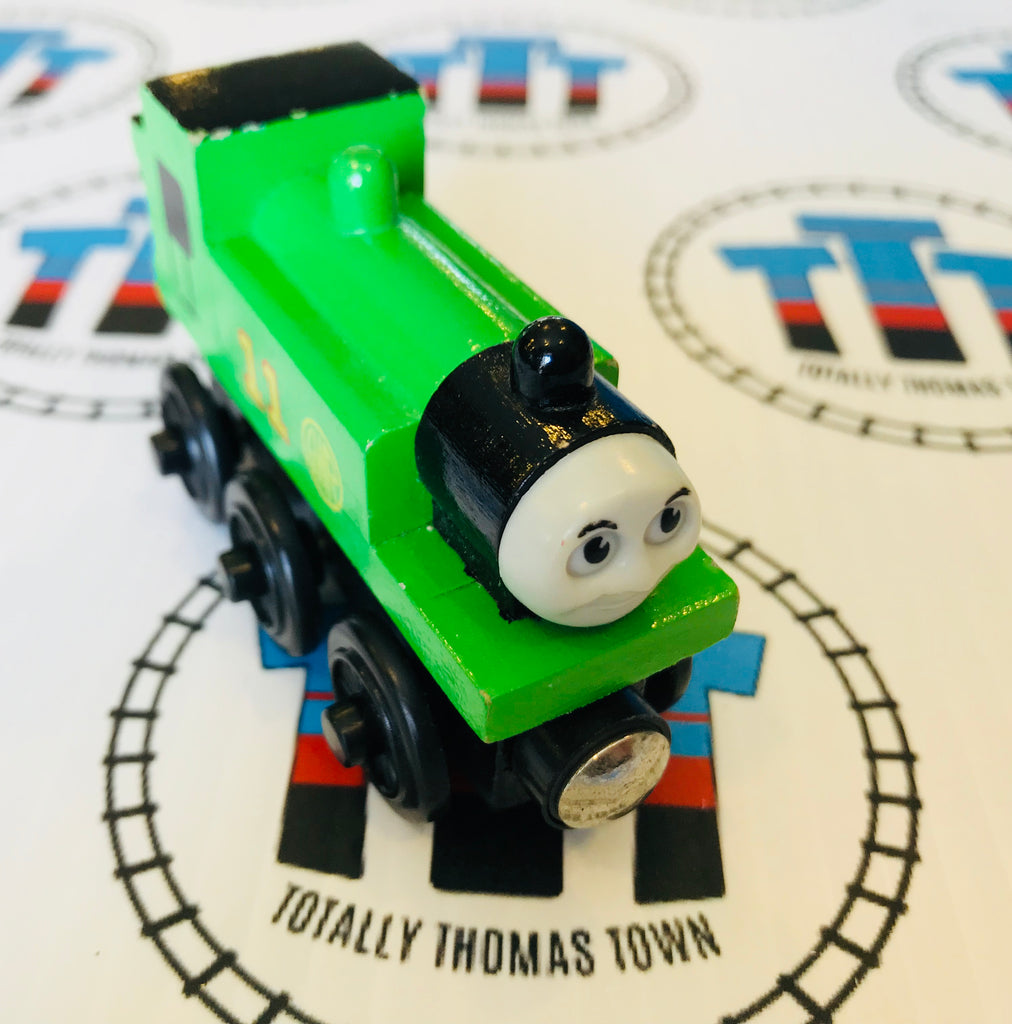 Oliver (1998) Rare Good Condition Wooden - Used - Totally Thomas Town