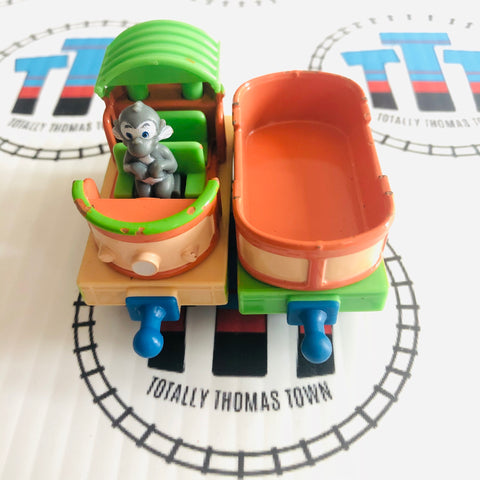 Chuggington Diecast Monkey Cars - Used
