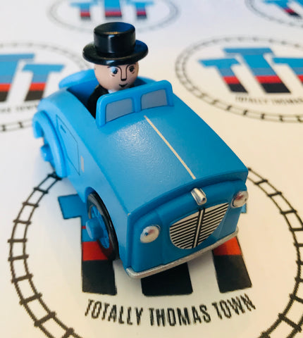 Sir Topham Hatt's Car (2003) Very Good Condition Wooden - Used - Totally Thomas Town