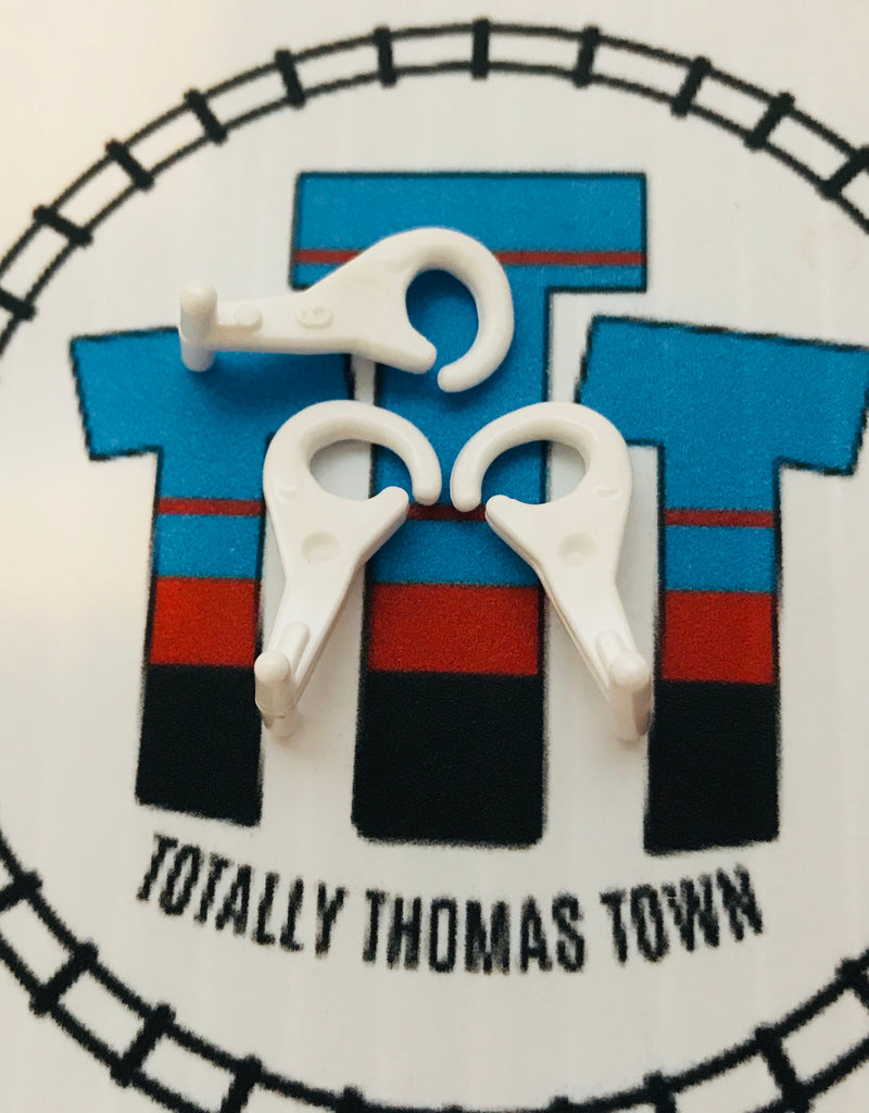 Trackmaster/Tomy Hooks new 3 Pieces - Trackmaster - Totally Thomas Town