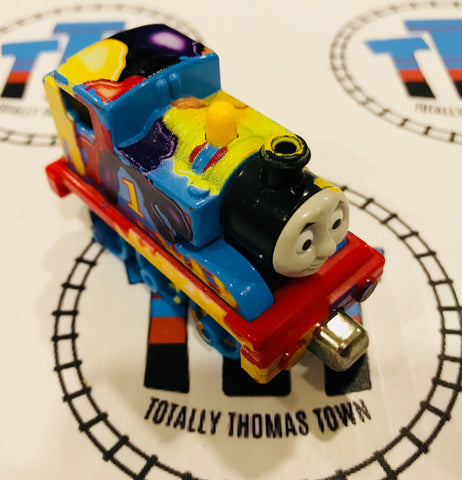 Collector Thomas Spills and Thrills (2012) Good Condition Used - Take n Play - Totally Thomas Town