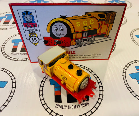 Bill (1991) Good Condition with Card ERTL - Used