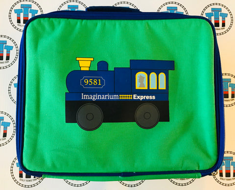 Carrying Case - Used - Totally Thomas Town