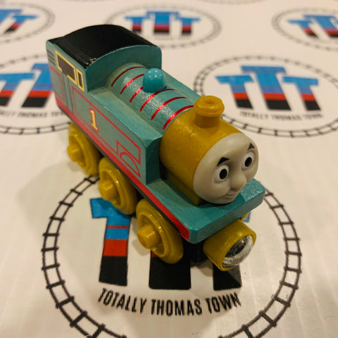 Thomas 2015 (2012) Good Condition Wooden - Used