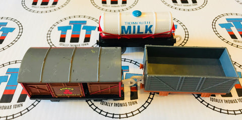 Cargo Pack (Missing Door) Used - Trackmaster - Totally Thomas Town