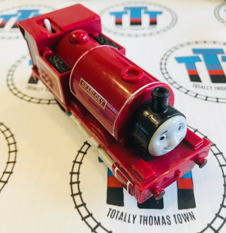 Skarloey (2009) Good Condition Used - Trackmaster - Totally Thomas Town