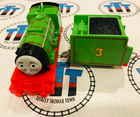 Henry & Tender (2013) Good Condition Used - Trackmaster