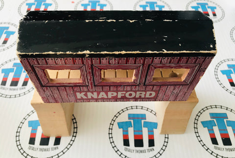 Knapford Covered Tunnel with Glued Blocks Fair Condition - Used