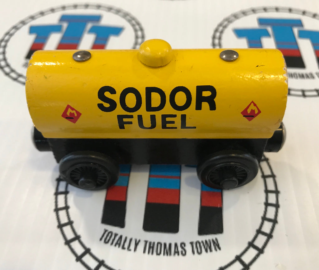 Sodor Fuel Tanker (1999) Good Condition Wooden - Used - Totally Thomas Town