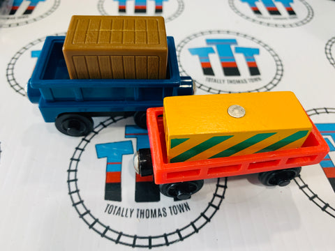 Train Value Cargo Wooden Pack