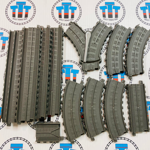 Assorted Trackmaster Newer Track Pack Used - Trackmaster
