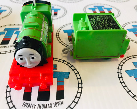 Henry & Tender (Worn) (2013) Good Condition Used - Trackmaster