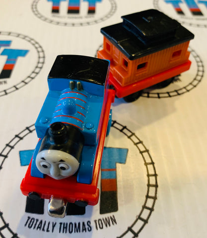 Thomas and Tender Pull and Zoom (2011) Good Condition