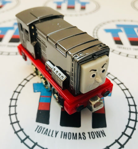 Limited Edition Metallic Diesel (2005) Good Condition Used - Take N Play - Totally Thomas Town