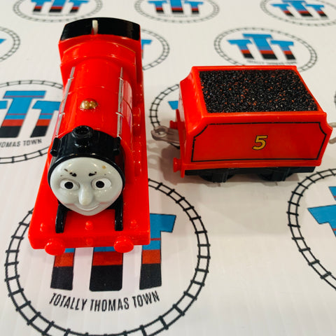 James & Tender (2013) Fair Condition Used - Trackmaster
