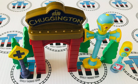 Chuggington Accessory Pack Other Brand - Used