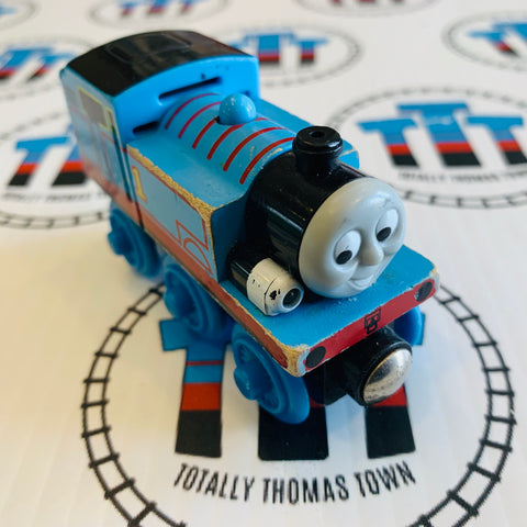 Thomas Light and NO Sound (2003) Fair Condition Wooden - Used