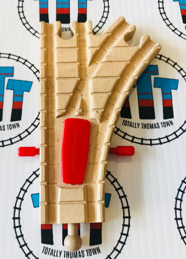 "Female Female Clickety Clack 6.5"" Switch Action Track - Thomas Brand - Totally Thomas Town"