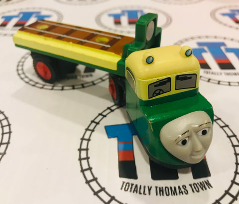 Madge (2003) Good Condition Wooden - Used - Totally Thomas Town