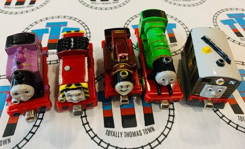Train Value Take n Play Pack Fair Condition - Used