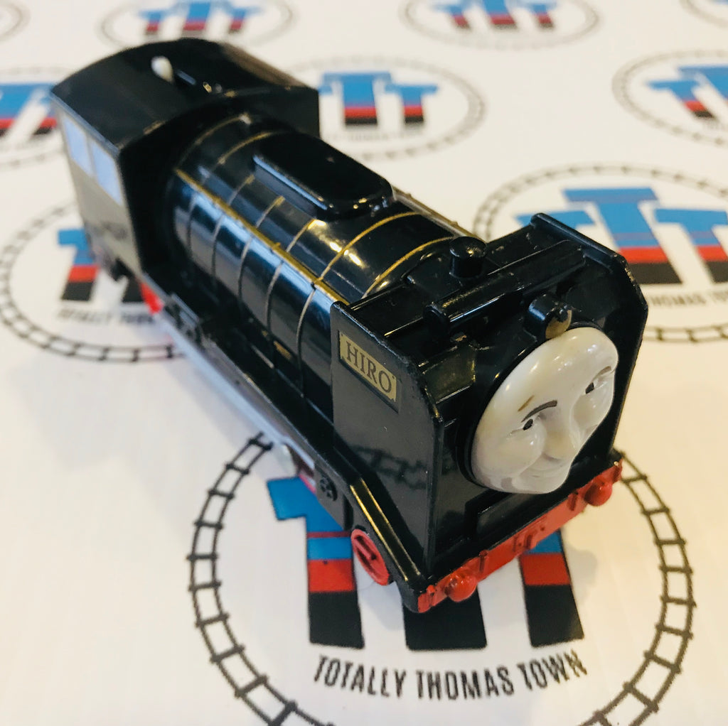 Hiro (2013) No Tender Used - Trackmaster (Mattel) - Totally Thomas Town