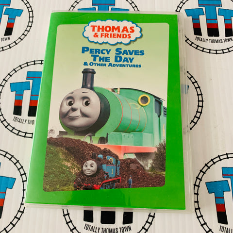 Percy Saves the Day used DVD
