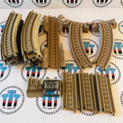 Assorted Trackmaster Track Pack #2 Used - Trackmaster