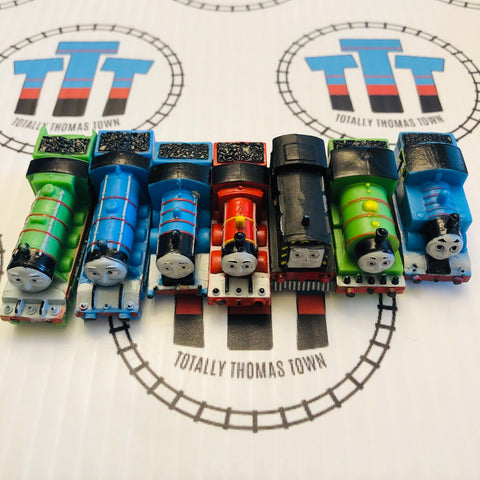 Small Plastic Thomas & Friends (7 pieces) Pack - Used