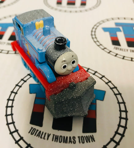 Thomas with Snow and Plow (2002) Good Condition Used - Take n Play