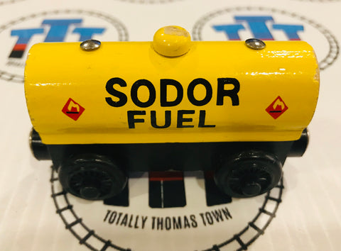 Sodor Fuel Tanker (2001) Good Condition Wooden - Used