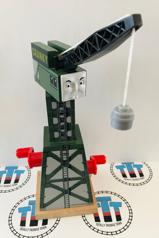 Cranky the Crane Very Good Condition Wooden - Used
