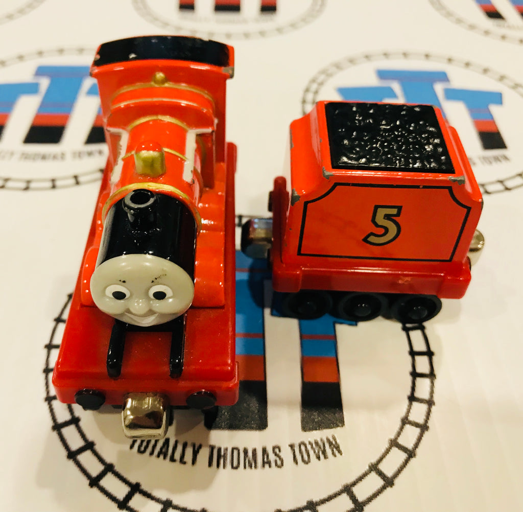 James & Tender (2002) Used - Take N Play - Totally Thomas Town