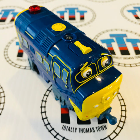 Chuggington Interactive Brewster - Used - Totally Thomas Town