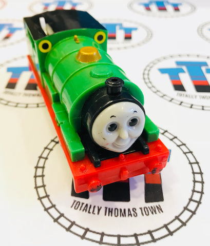 Percy (2006) Good Condition Used - Trackmaster - Totally Thomas Town