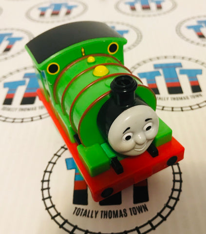 Plastic Pull Back Percy - Used