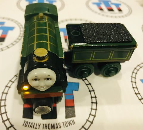 Talking Emily & Tender (2012) Good Condition Wooden - Used