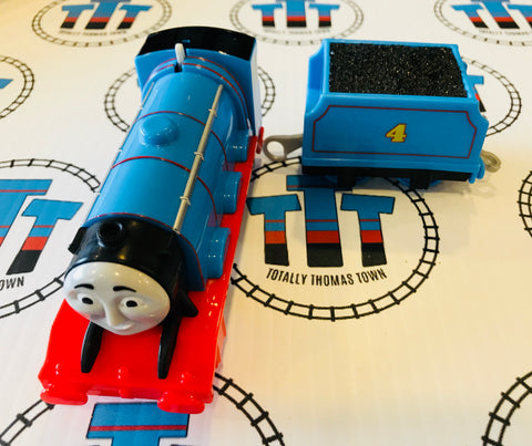 Gordon & Tender (2013) Very Good Condition Used - Trackmaster - Totally Thomas Town