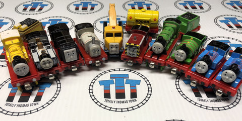 Take-n-Play Mystery Pack Used - Totally Thomas Town