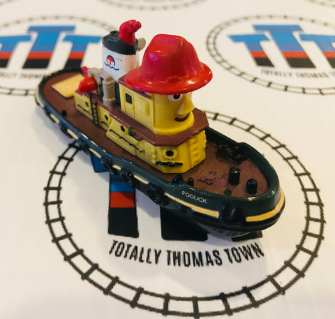 Fodock Theodore Tugboat - Used - Totally Thomas Town