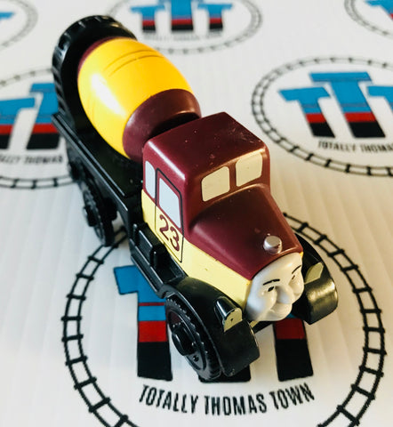 Patrick (2012) Good Condition Wooden - Used - Totally Thomas Town