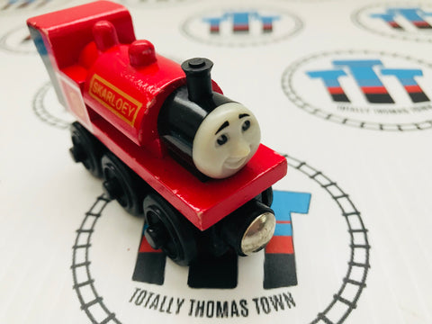 Skarloey (2000) Good Condition Wooden - Used - Totally Thomas Town