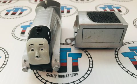 Snowy Spencer & Tender (2013) Used - Trackmaster