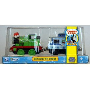 Holiday on Sodor Used - Take N Play