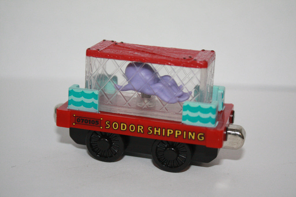 Shipping Sea Cargo Octopus Used - Take N Play