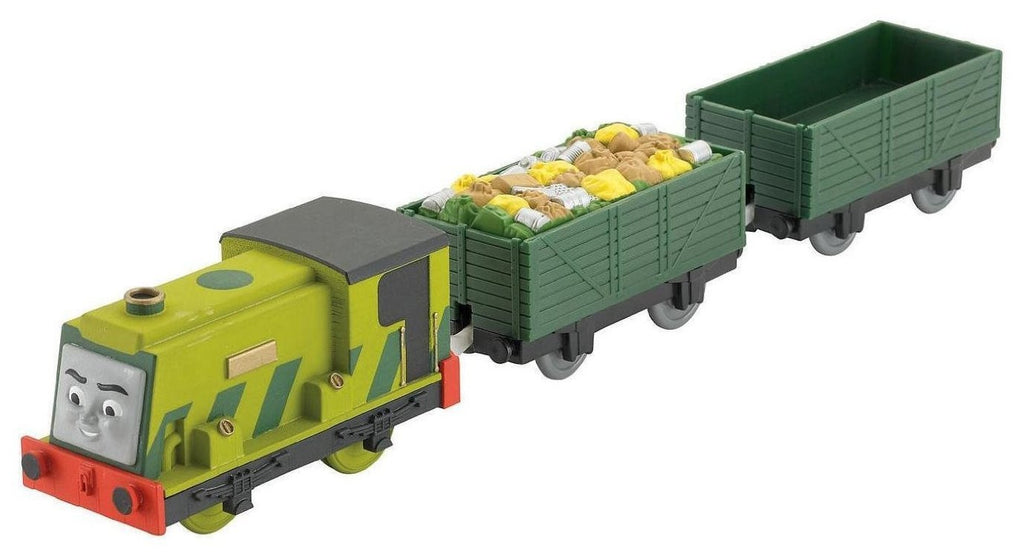 Scruff with Cargo Used - Trackmaster