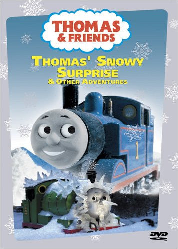 Thomas' Snowy Surprise Used DVD