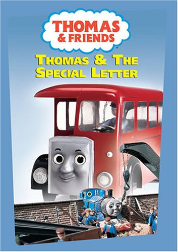 Thomas And His Special Letter Used DVD - Totally Thomas Town